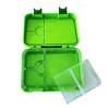 Regular leakproof bento lunch box - convertible green