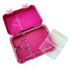 Regular leakproof bento lunch box - convertible hot pink