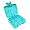 Mini leakproof bento lunch box - mint green