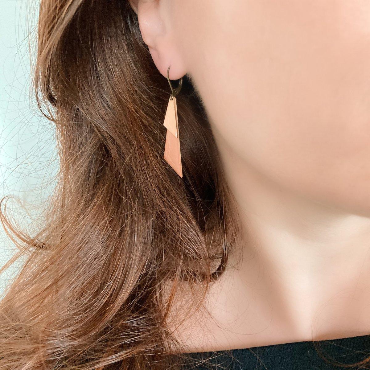 Boucles d'oreilles Start