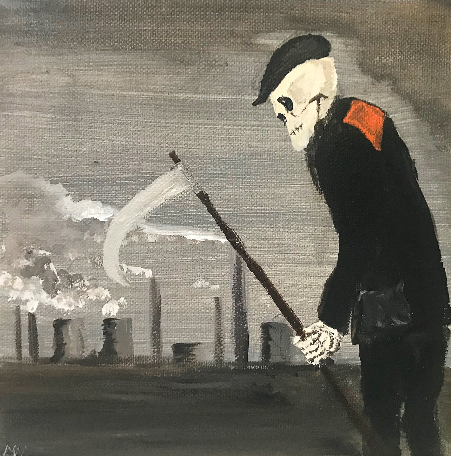 Image of Death of Industry