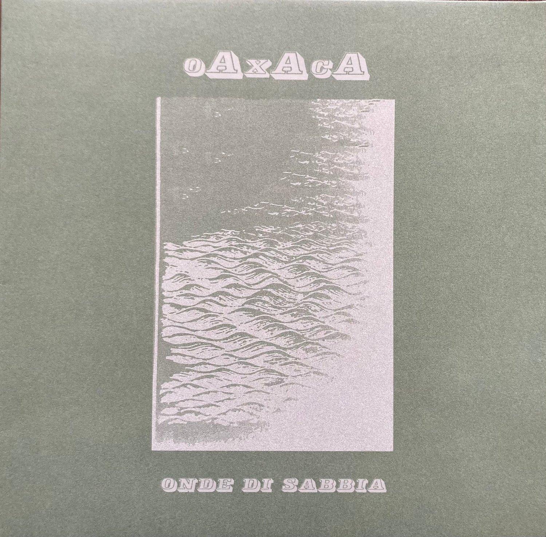 Image of oAxAcA – Onde Di Sabbia – 2HD002