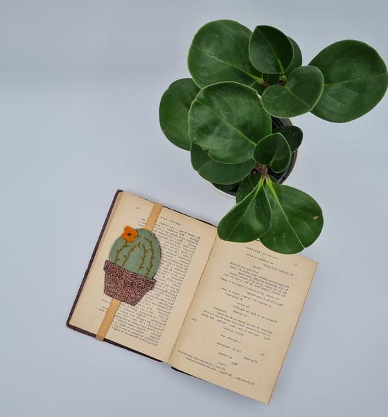 Image of Marque-page Cactus
