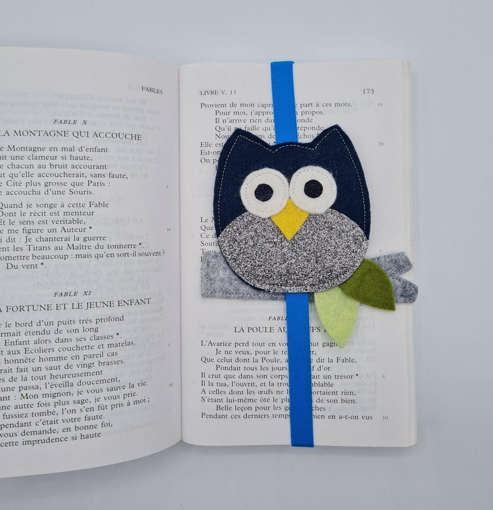Image of Marque-page Hibou