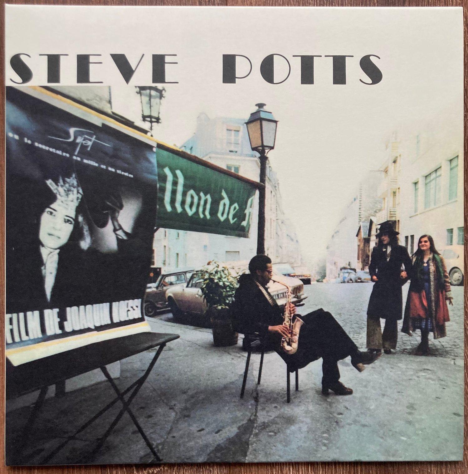 Image of Steve Potts – Musique Pour Le Film D'Un Ami – FFL062