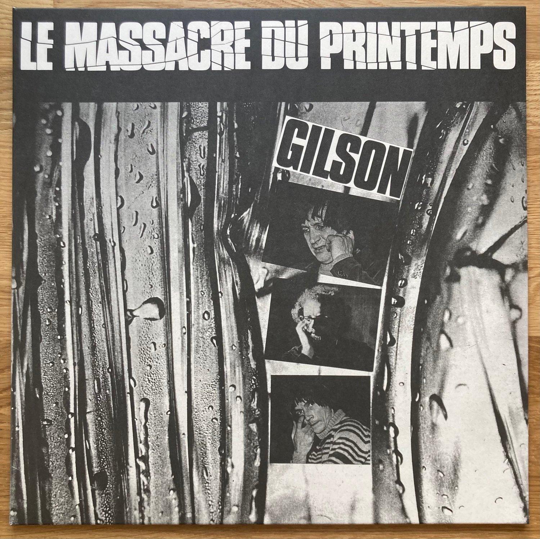 Image of Jef Gilson - Le Massacre Du Printemps - FFL064