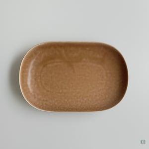 Yumiko Iihoshi Porcelain ReIRABO oval plate M