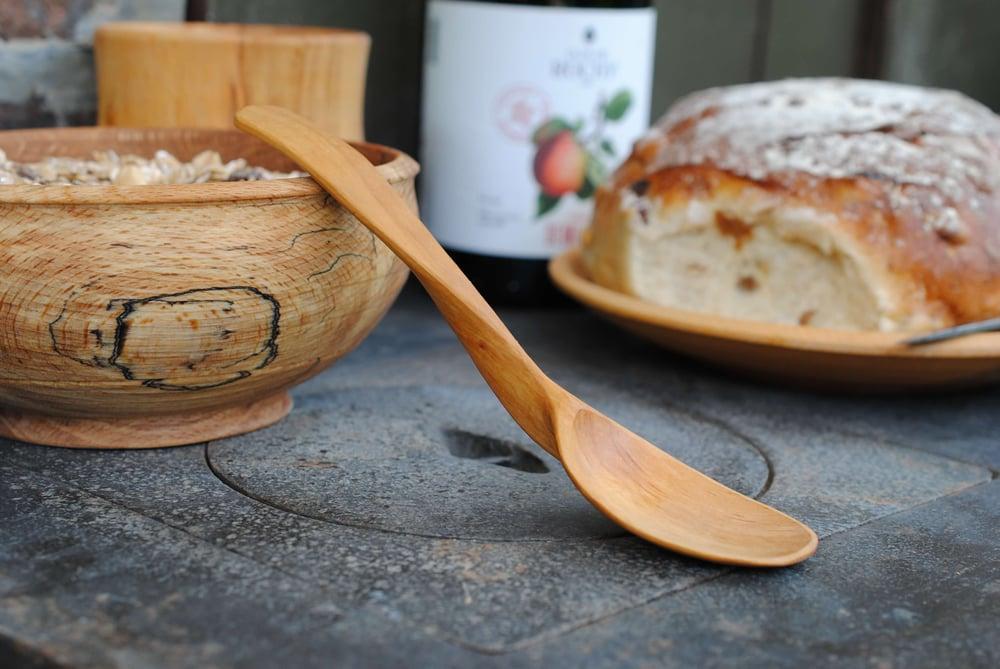 Image of Wild service tree spoon