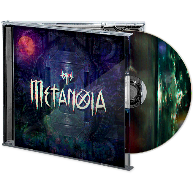 "Image of Lo Key ""Metanoia"" CD"