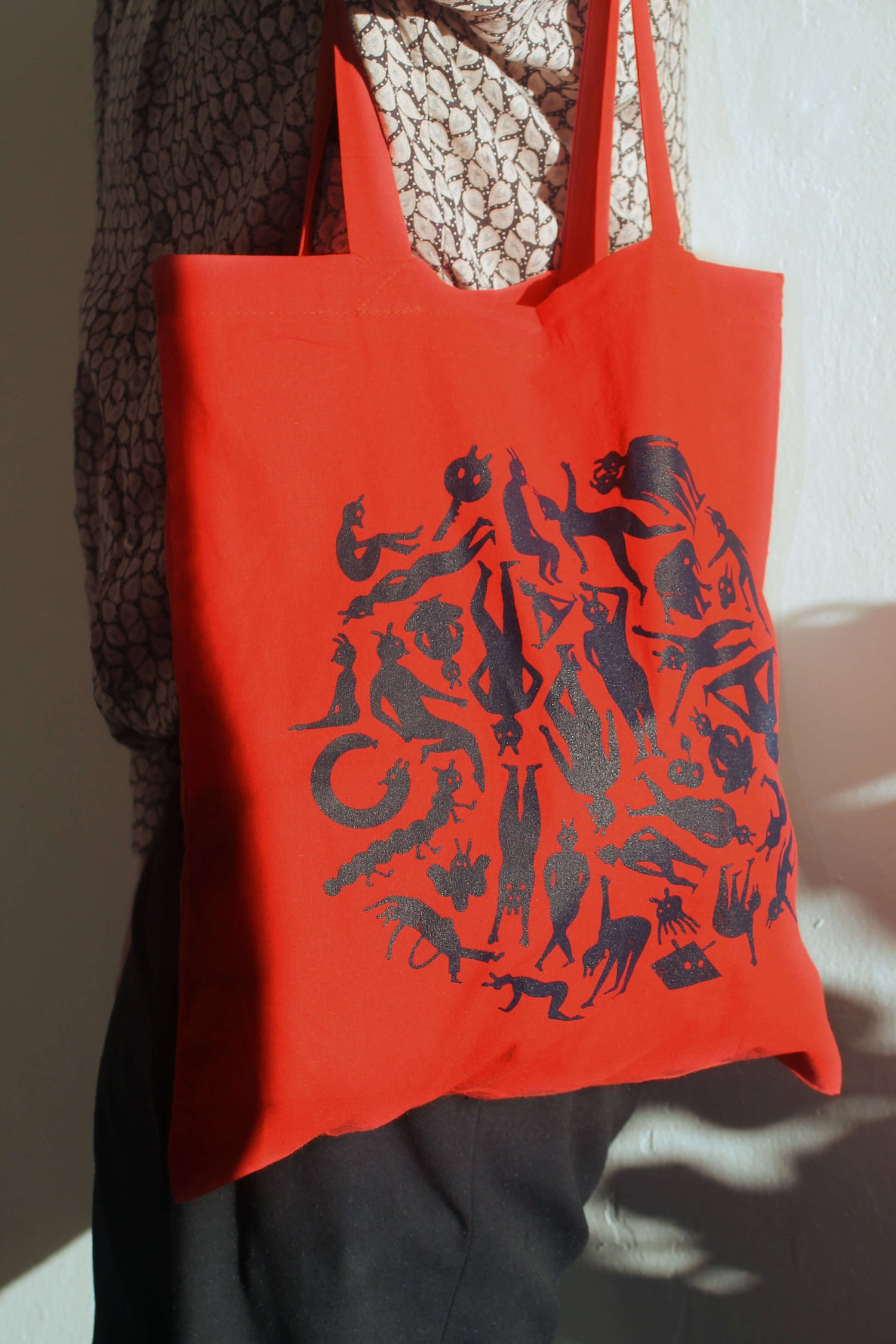 Image of Tote Bag 'Exercises'