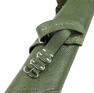 Image of Military green Stingray Nato strap