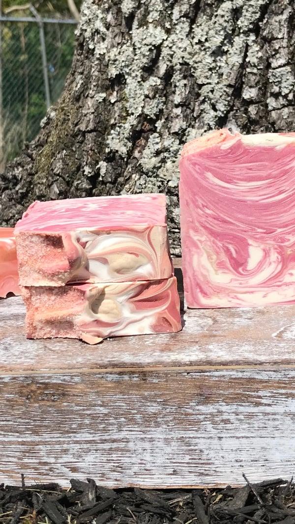 Image of Pink Sugar Soap