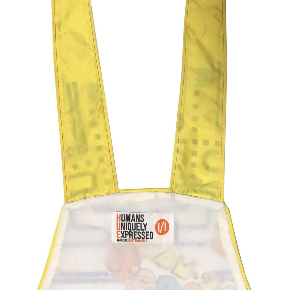 1/1 Nike Pacman overalls