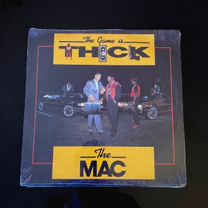 """Image of The MAC """"The Game Is Thick"""""""