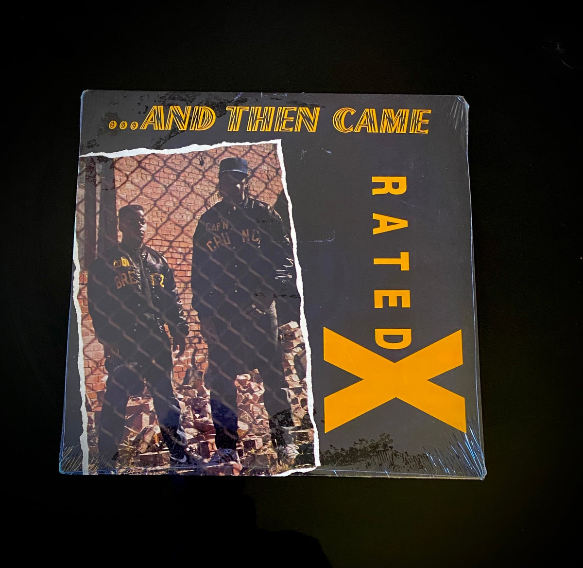 """Image of Rated  X """"… And then came …"""" 💥SEALED 💥"""