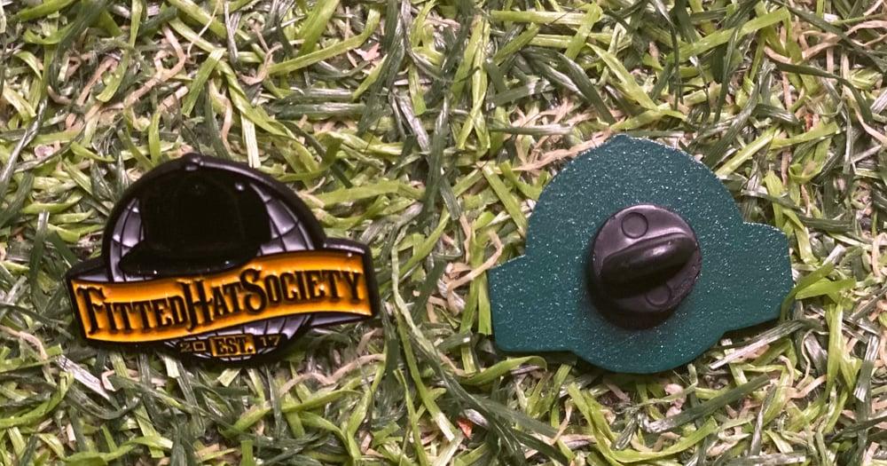 "FHS World Enamel Pin - ""The Battle"""