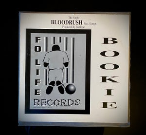 """Image of Bookie """"BLOOD RUSH"""" 12"""""""