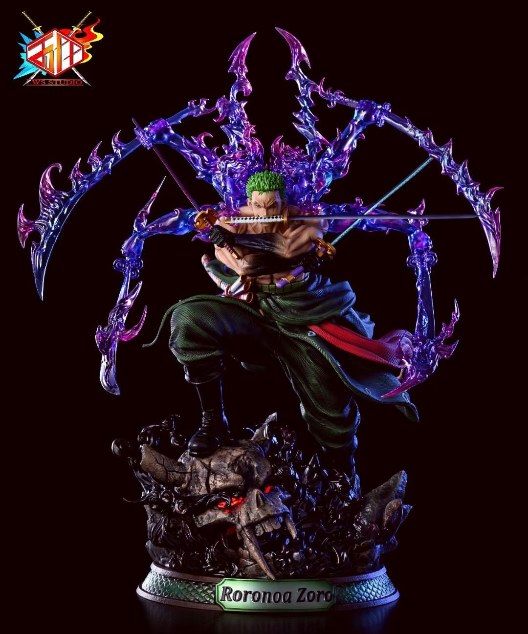 Image of [Pre-Order]One Piece WS Studio Zoro 1:6 Resin Statue