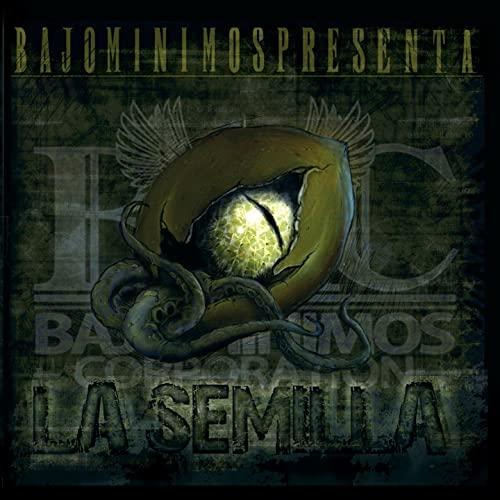 """Image of BAJO MÍNIMOS """"La Semilla"""" CD"""