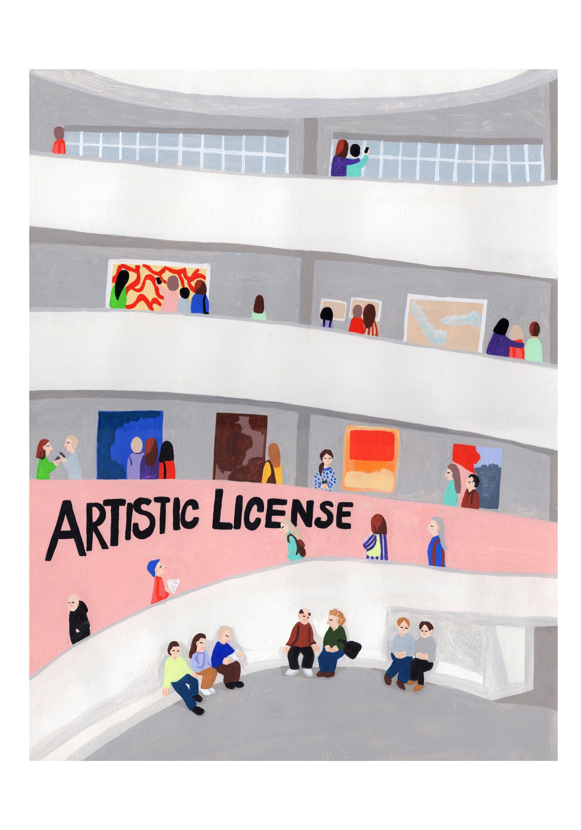 Image of Art Crowd