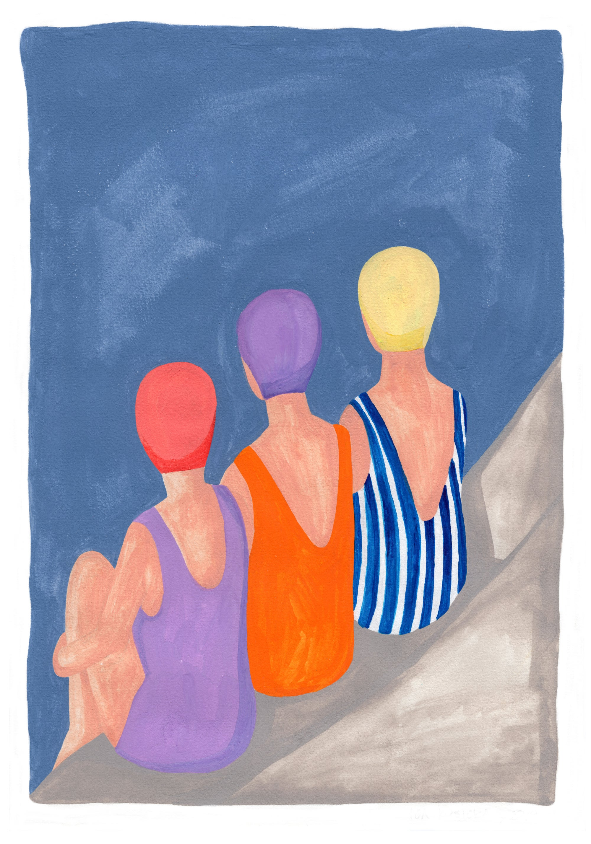 Image of Swimmers