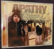 Image of Apathy - Baptism By Fire CD [RARE - LIMITED COPIES]