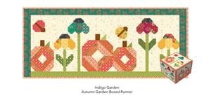 Image of Autumn Garden Runner PREORDER