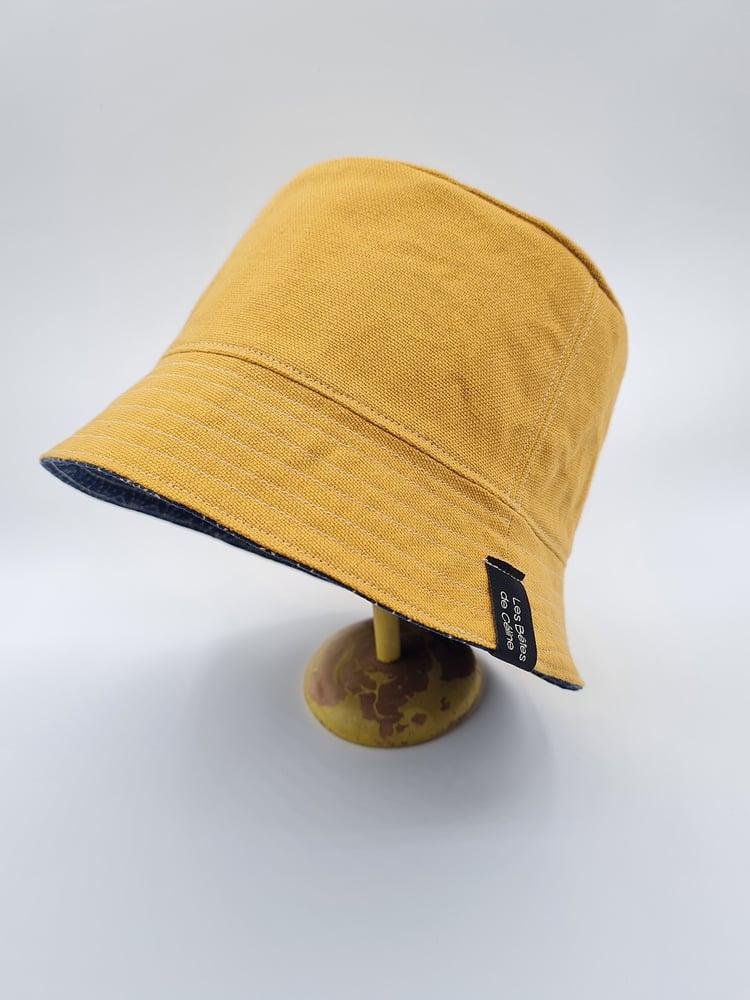 Image of Bob jaune moutarde