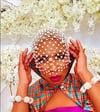 Sassy Pearl Veil