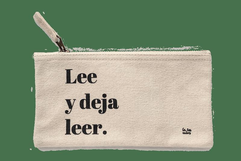 "Image of Estuche ""Lee y deja leer"""