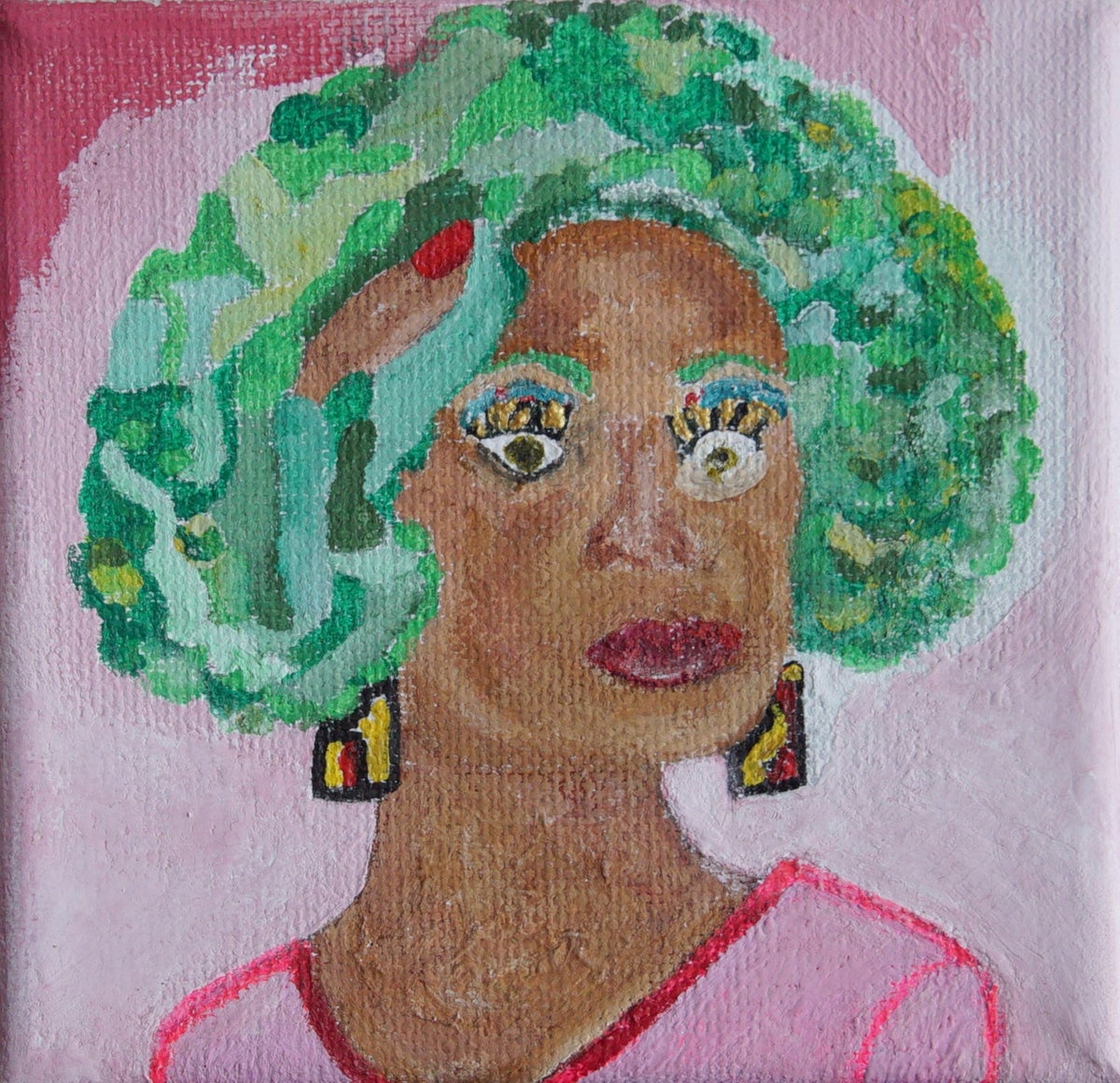 Image of Green Goddess One