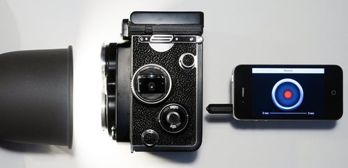 Image of PhotoPlug - OPTICAL SHUTTER SPEED TESTER