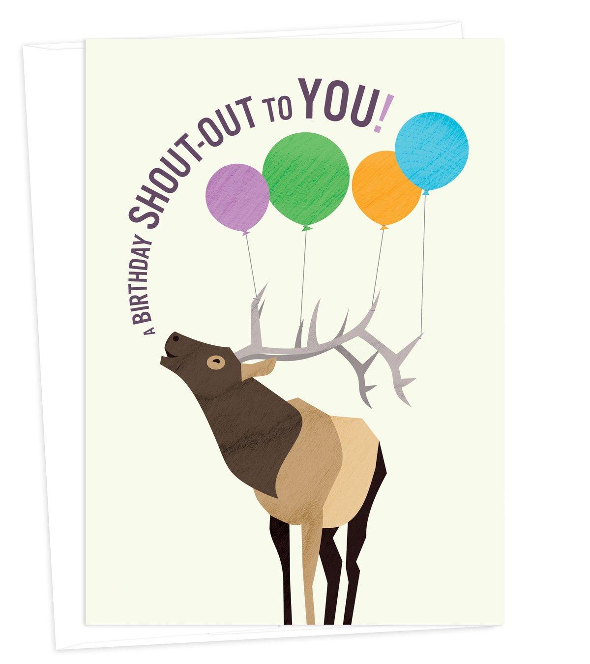 Image of Elk Balloons