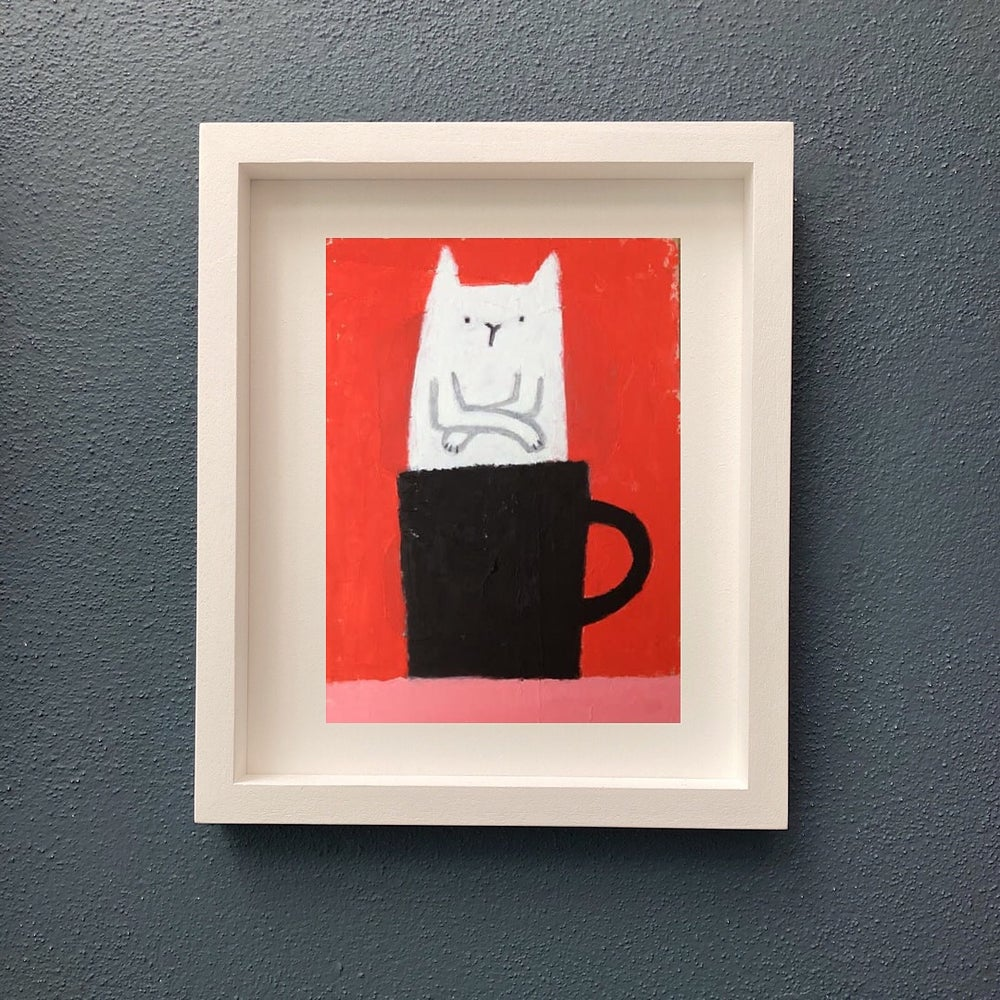 Image of Cuppa Cat