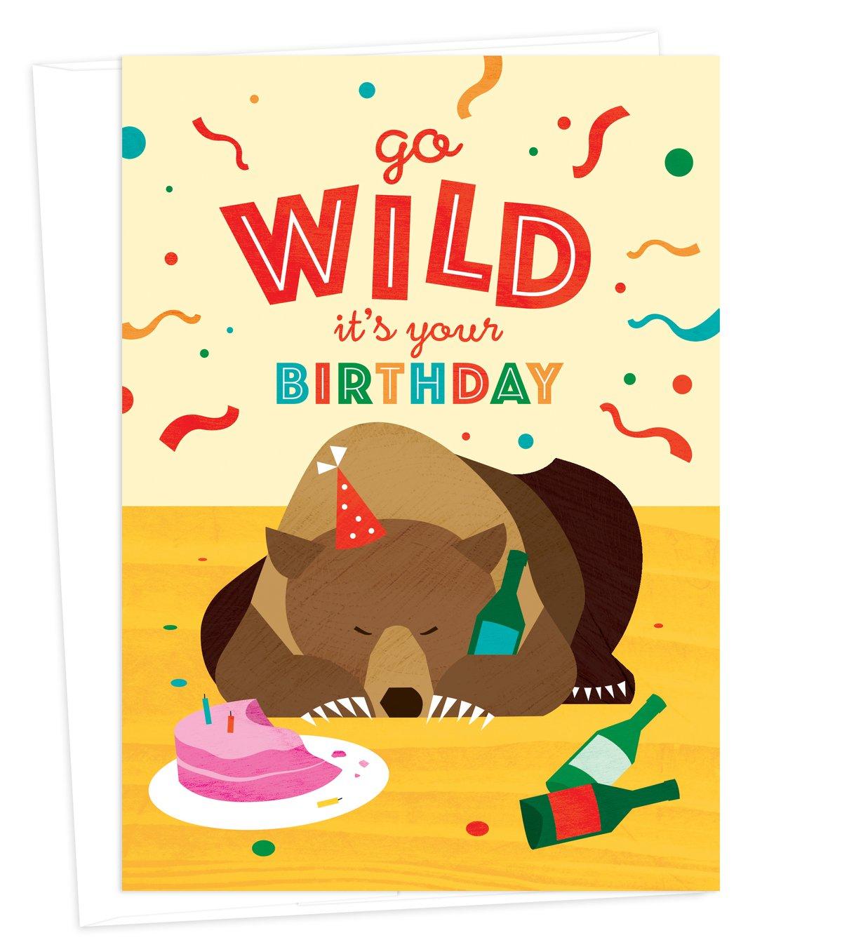 Image of Go Wild Bear