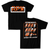 RUTHLESS PRO WRESTLING-CHOOSE YOUR WEAPON SHIRT