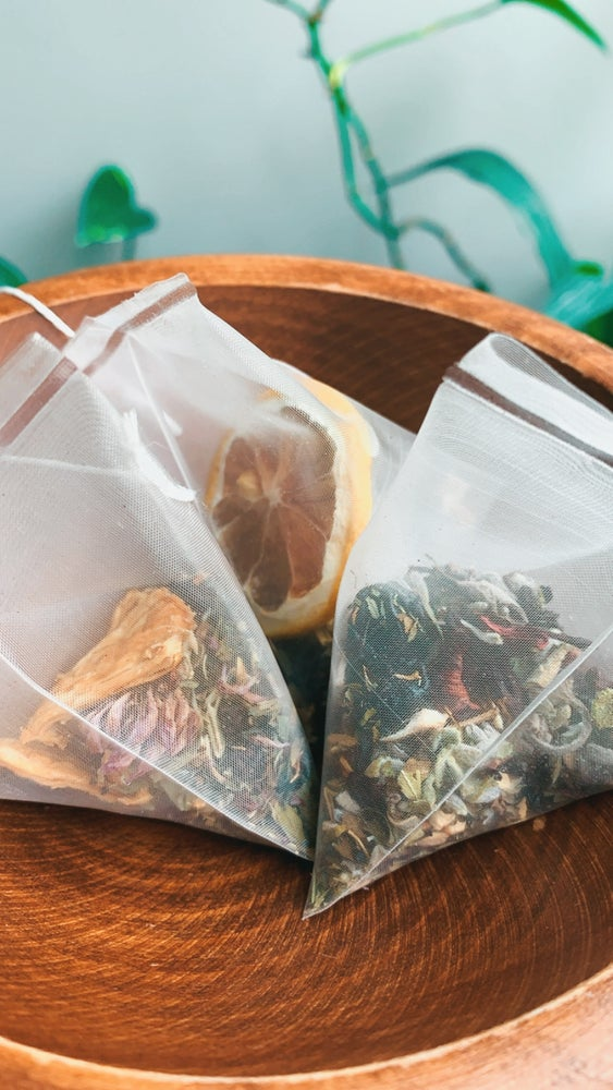Image of BAGGED Teas