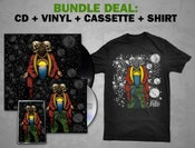 Image of Apathy - Where The River Meets The Sea: VINYL + CD + Cassette + Shirt [BUNDLE]