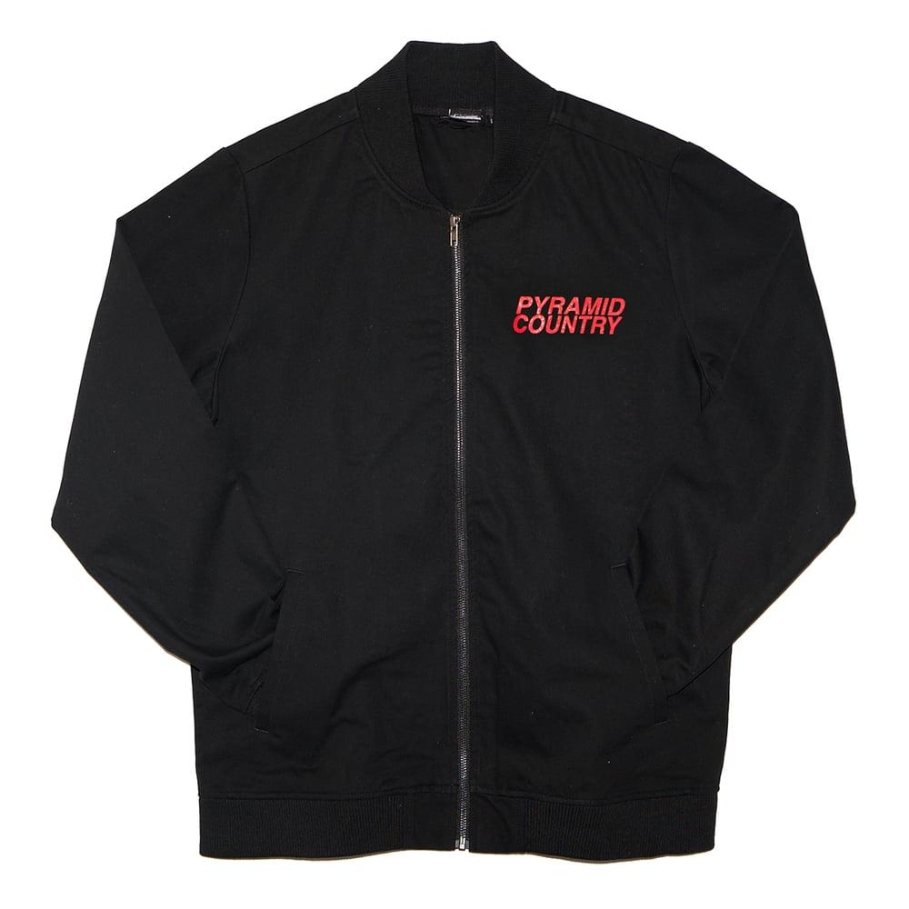 Image of Cardinal Logo Jacket