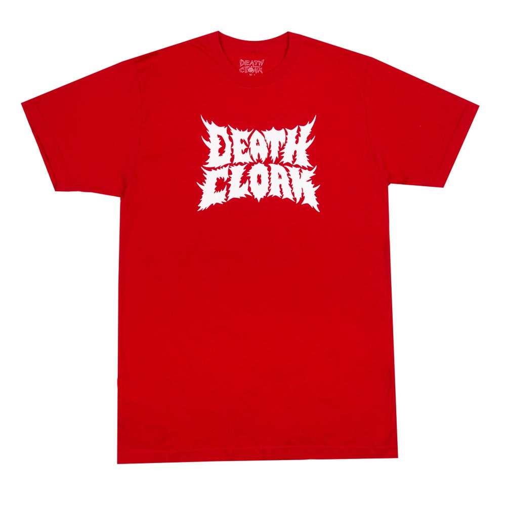 Image of SNAKE PIT T-SHIRT | RED