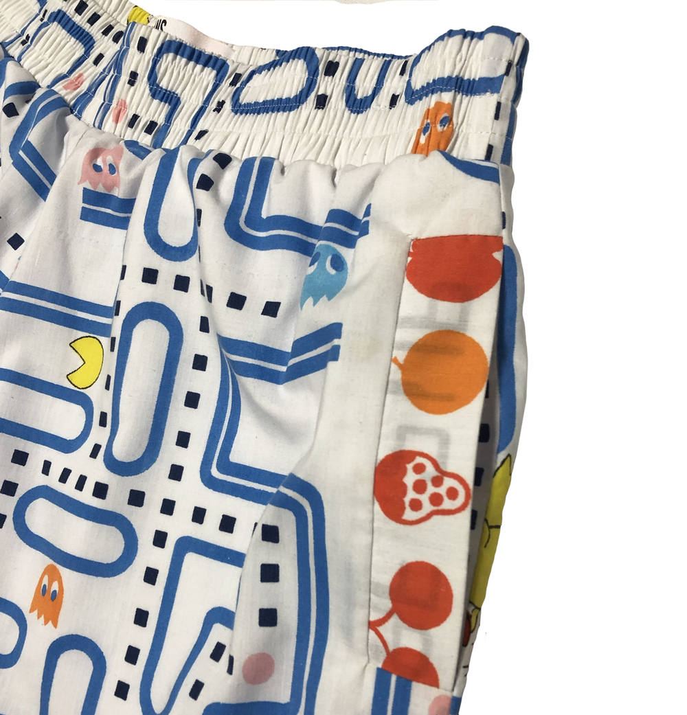 1/1 Pacman Athletic Shorts