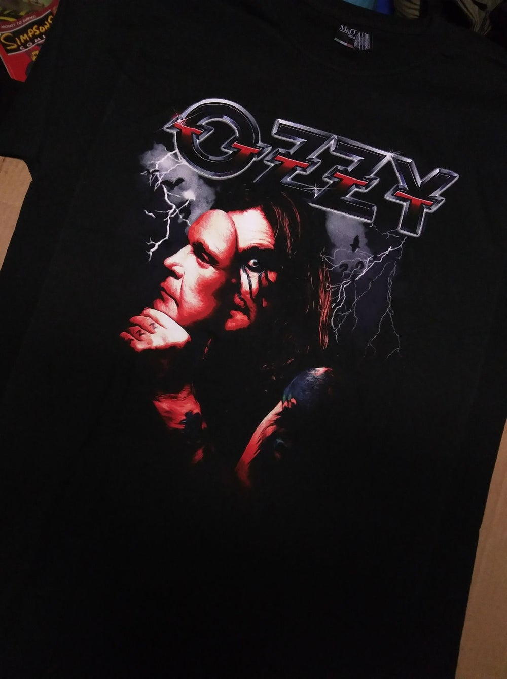 Ozzy (Mask) T-Shirt