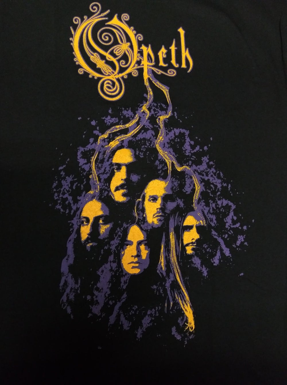 Opeth (faces) T-Shirt