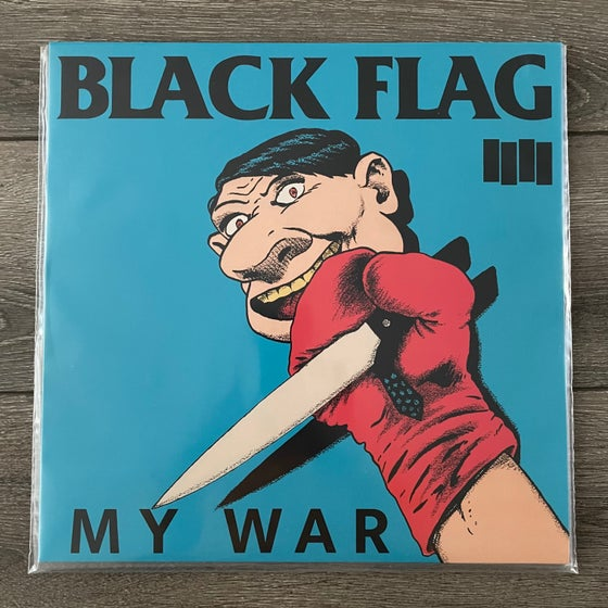 Image of Black Flag - My War Vinyl LP