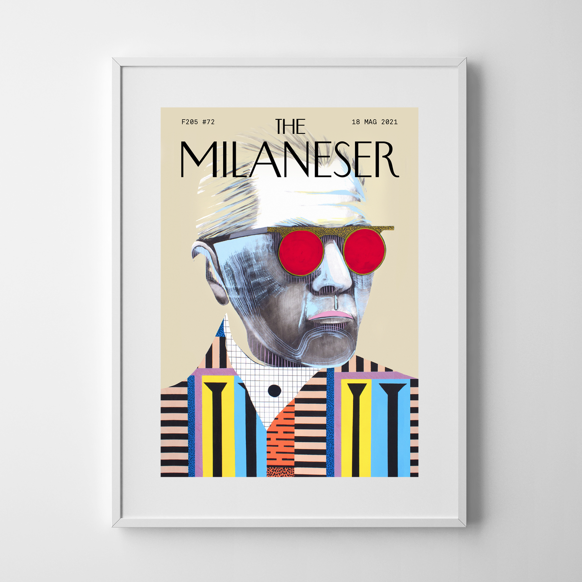 Image of The Milaneser #72