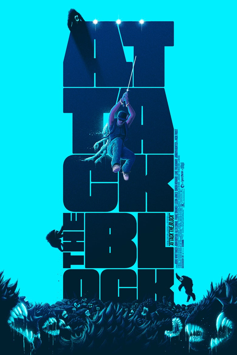 Image of Attack The Block - Variant APs