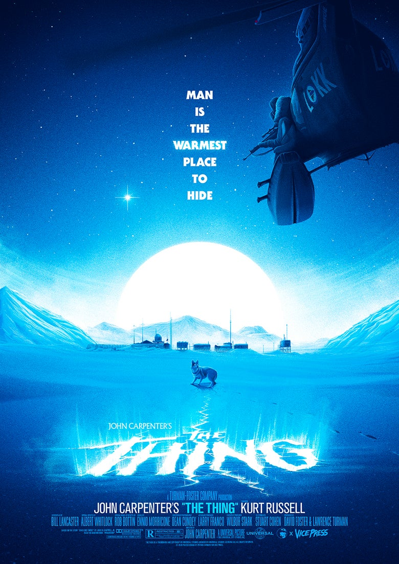 Image of The Thing - The Beginning