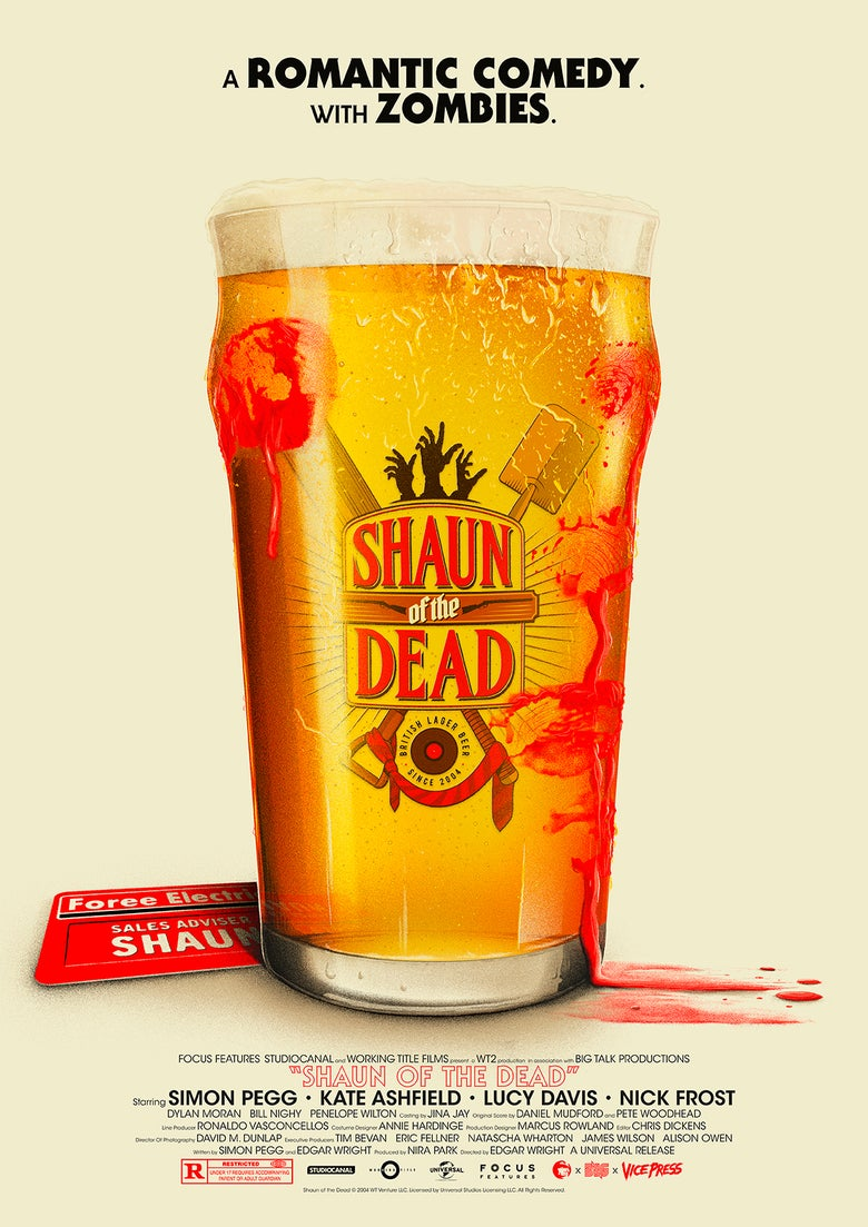 Image of Cornetto Trilogy - Shaun of the Dead