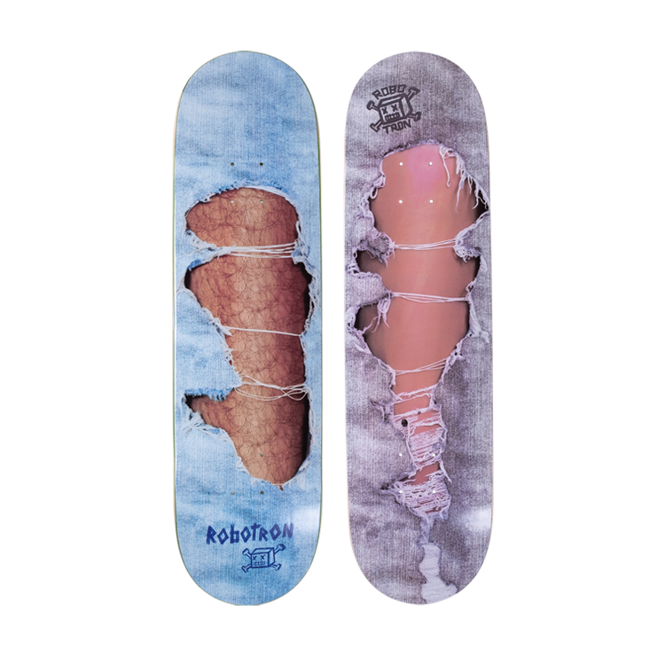 Image of Ripped Jeans Decks
