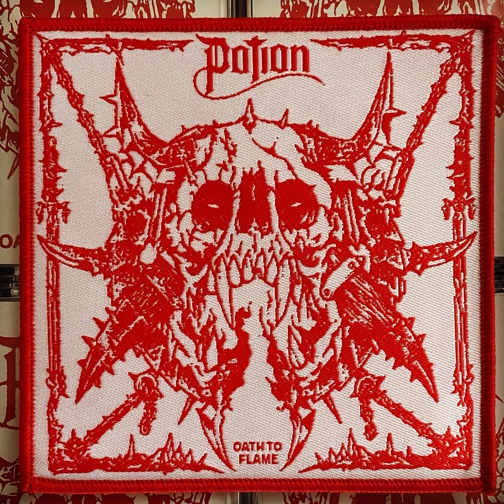 """Potion """"Oath to Flame"""" Pro-tape + Patch"""